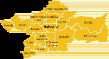 Białystok - usługi kominiarskie