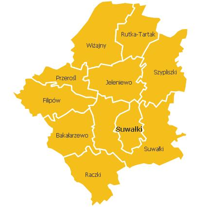 Powiat Suwalski