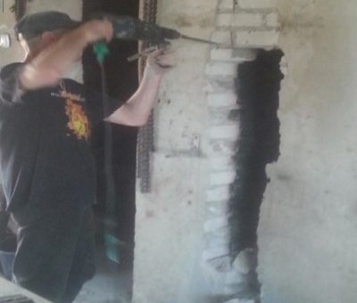 remont komina Białystok
