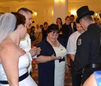 Kominiarz na szczęście i na weselu