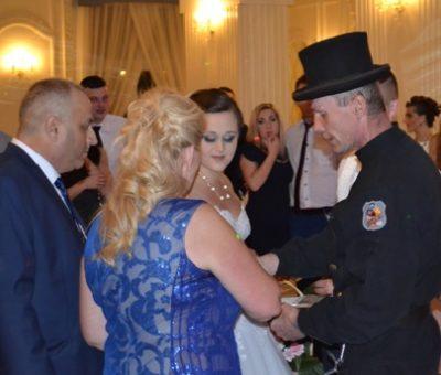 Białystok wesele z kominiarzem