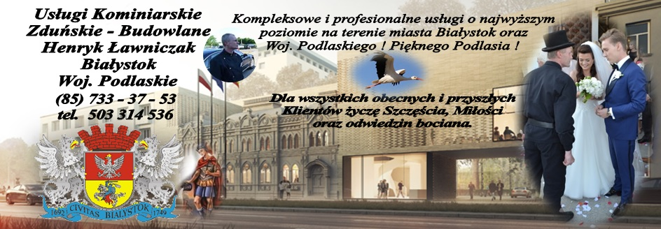 usługi kominiarskie Sokółka