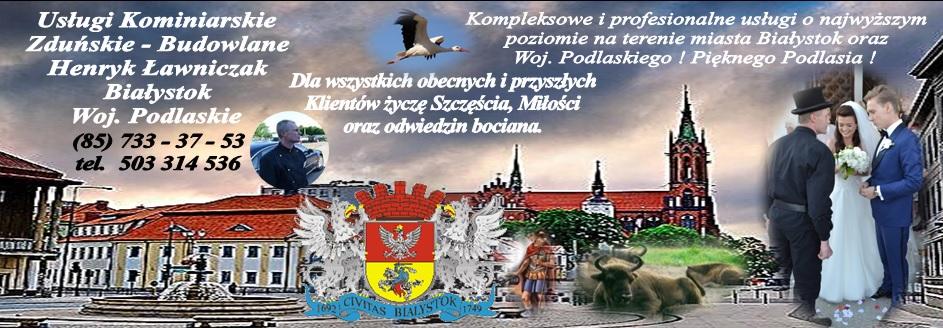 dobre usługi kominiarskie Dąbrowa Białostocka